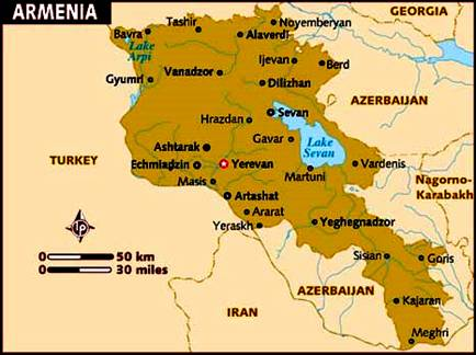 Imagejpg - Where is armenia