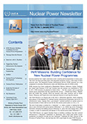 IAEA Nuclear Power Newsletter - January 2013