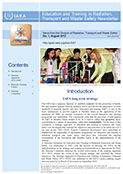 Education and Training in Radiation, Transport and Waste Safety Newsletter
