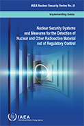 Nuclear Security Systems and Measures for the Detection of Nuclear and Other Radioactive Material out of Regulatory Control