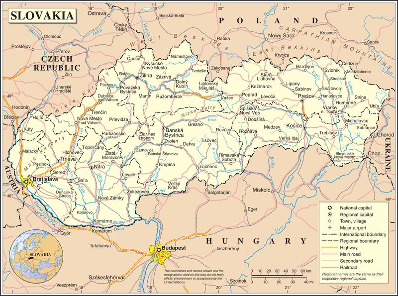 Slovakia 2013